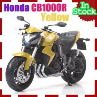 12 Honda CB1000R Motor Bike Motorcycle Model Diecast