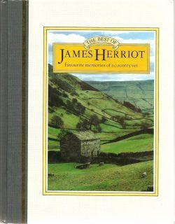 The Best of James Herriot by James Herriot 1983 Hardcover