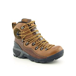 Mountrek Betty Womens Sz 8 Brown Boots Hiking Shoes