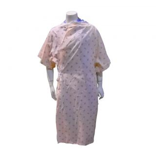 12 New Peach Hospital Patient Gowns Gown Medical Clinic