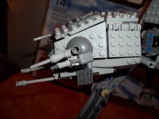 Lego Star Wars 10178 Motorized Walking At At in Box w/ Mini Figs 100%
