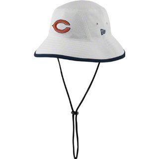 NFL Chicago Bears Training Camp Bucket Hat, White, One