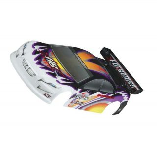 NEW Hot Bodies Moore Speed Dodge Stratus Painted Body HPI 190mm