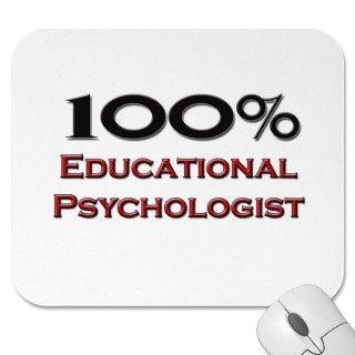 100 Percent Educational Psychologist Mouse Pads