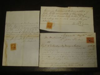 Ohio Civil War 13 D Revenue Bob Stamps Ellis Hibbs Rhodes Lair