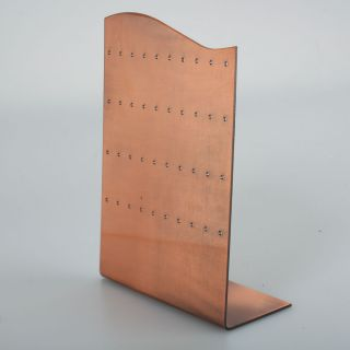 Hot Selling Earring T 041 Jewelry Display Stand Rack Holder Bronze