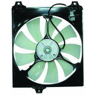 QP T8128 b Lexus ES300 ES 300 Replacement AC A/C Condenser Cooling Fan