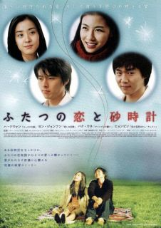 Long Legs Korea Movie Japan Mini Poster Yun Jung Hoon Ha Ji Won