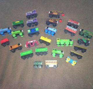 Thomas the Tank Engine and Friends Wooden Lot / Brio Thomas Train 26