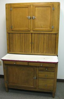 Antique Hoosier Cabinet Cupboard