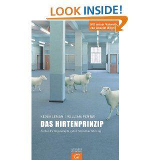 Das Hirtenprinzip: William Pentak: 9783579065083: Books
