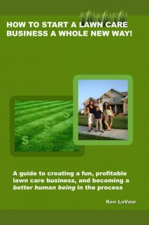 Lawn Care Business Startup Guide Forms and How to Book