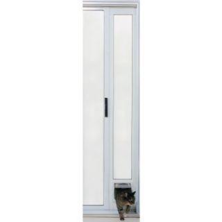 Ideal Panel Insert Fast Fit Hefty Cat Pet Dog Patio Door 7 x 10 Flap