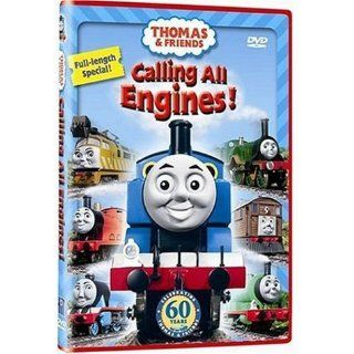 Thomas & Friends Calling All Engines! Michael Brandon