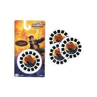 Disneys Treasure Planet View Master 3D 3 Reel Set Toys