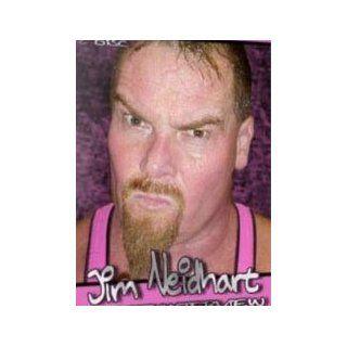Jim Neidhart Shoot Interview Wrestling DVD R: Movies & TV