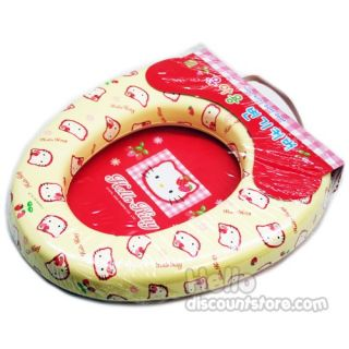 New Sanrio Hello Kitty Baby/Kids Potty Training Toilet Seat Cover