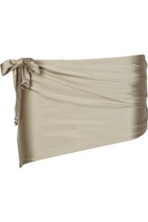 Tomas Maier Diva wrap beach skirt   88% Off