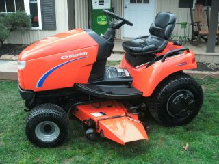 Simplicity Legacy Garden Tractor Mower 20HP Kohler V Twin 48 Deck