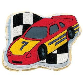 Super Race Car Cake Pan: Home & Kitchen
