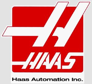 Haas Auomaion Inc Logo Decal Square Sicker Brand