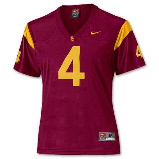 Nike USC Trojans Football Replica Jersey Red