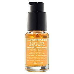 NEW Ole Henriksen Truth Serum Collagen Booster Vitamin C 1OZ 30ML Full