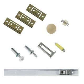 Roll Closet Bifold Door Hardware Set 36 Opening