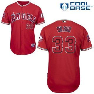 Los Angeles Angels of Anaheim Authentic C.J. Wilson
