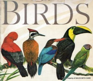 Birds Of The World by Oliver L Austin Jr., Golden Press, New York FREE