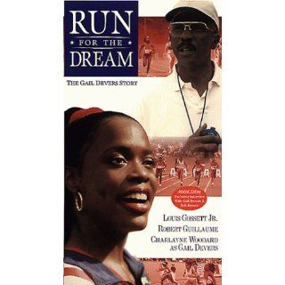 Run for the Dream   The Gail Devers Story [VHS]: Charlayne