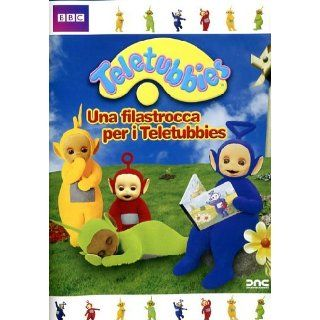 Teletubbies   Una Filastrocca Per I Teletubbies: David