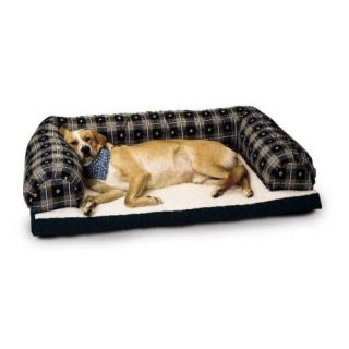Hidden Valley Products Pooch Couch Bolster Dog Bed