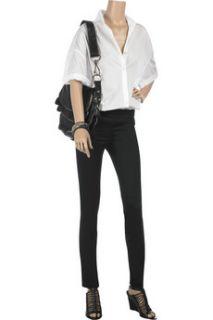 Helmut Lang Cotton seamed leggings   60% Off