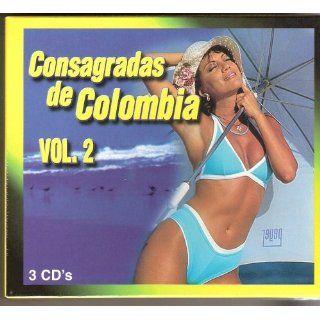 Consagradas De Colombia Contiene LAS Mejores Canciones