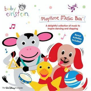 Baby Einstein Playtime Music Box Baby Einstein Music