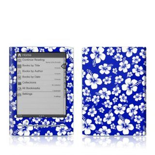 Aloha Blue Design Protective Decal Skin Sticker for Sony