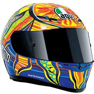 AGV Rossi 5 Continents GP Tech On Road Motorcycle Helmet   Small