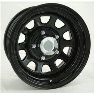 Pro Comp Wheels 52 6885 Rock Crawler Series 52 Gloss Black