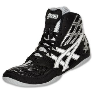 Asics Split Second 9 Mens Wrestling Shoes Black