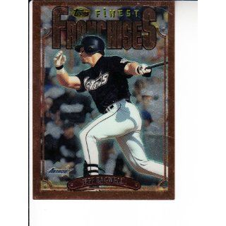 1996 Finest #B299 Jeff Bagwell B Baseball