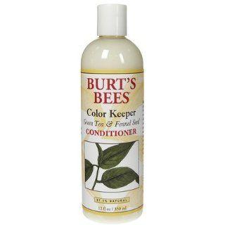 Burts Bees Color Keeper Conditioner, Green Tea & Fennel