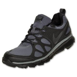 Nike Flex Trail Mens Running Shoes Dark Grey/Black