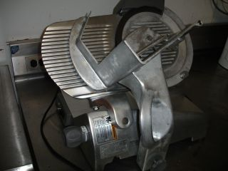 Hobart Commercial Meat Slicer 1 3 hp Heavy Duty with Automatic