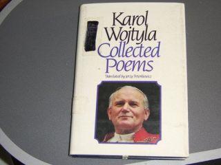 Collected Poems Karol Wojtyla, Jerzy Peterkiewicz 9780394528106