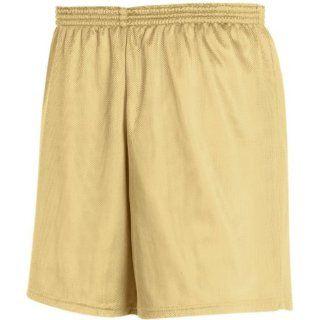 Mini Mesh Athletic Fit Long Shorts VEGAS GOLD AM Sports