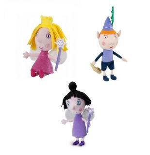 Ben and Holly Little Kingdom Character Series Branded Soft Toys Nanny