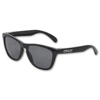 Oakley Frogskins Polarized Sunglasses Black/Grey