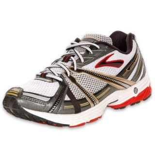 Brooks Mens Ghost Running Shoe Gold/Black/Silver