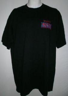 Vtg November 9 1996 Mike Tyson vs Holyfield Finally Shirt Boxing Mens